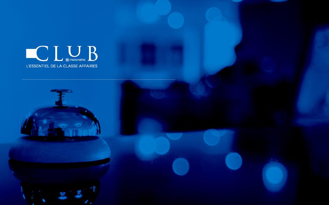 MARANATHA – Le club professionnel