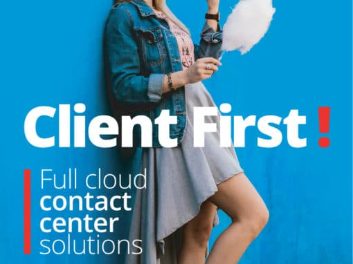VOCALCOM – CLIENT FIRST